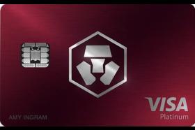 MCO Ruby Steel Visa Card