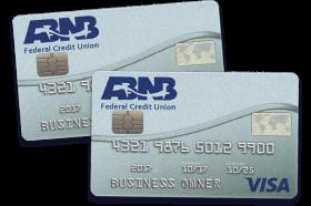 ABNB Federal Credit Union Business VISA Platinum Rate Credit Card