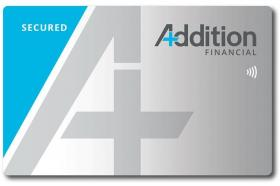Addition Financial Credit Union Secured Credit Card