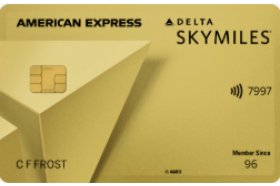 Gold Delta SkyMiles from American Express