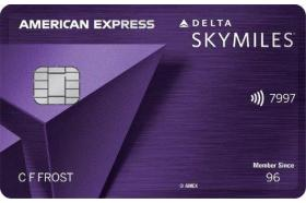American Express® National Bank Delta SkyMiles® Reserve Credit Card