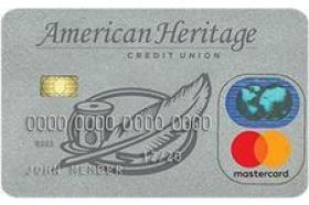 American Heritage Federal Credit Union Business Platinum Mastercard®