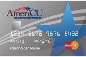 AmeriCU Credit Union Mastercard®