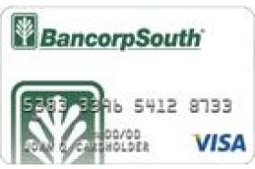 BancorpSouth Visa® Student Credit Card