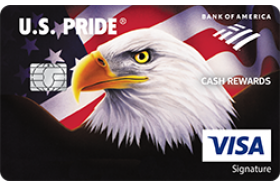 Bank of America U.S. Pride® Visa Credit Card