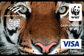 Bank of America World Wildlife Fund