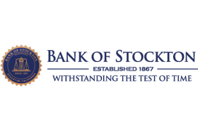 Bank of Stockton Business Visa Credit Card