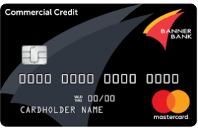 Banner Bank Commercial Mastercard®