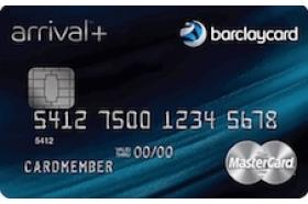 Barclaycard Arrival Plus World Elite Mastercard®