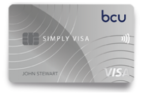 Baxter Credit Union Low Rate Simply Visa Credit Card