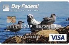 Bay Federal Credit Union Visa® Classic Credit Card