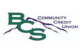 BCS Community Credit Union Share Secured Visa Credit Card