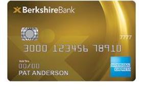 Berkshire Bank Cash Rewards American Express® Card