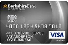 Berkshire Bank Visa® Business Cash Card