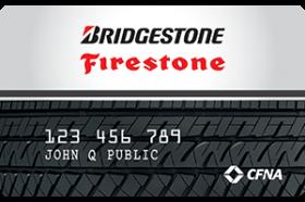 Bridgestone Firestone Credit Card