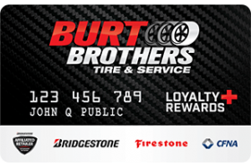 Burt Brothers Tire and Service Credit Card