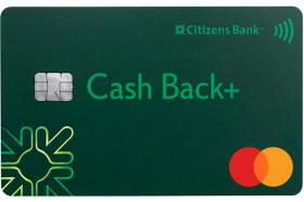 Citizens Bank Cash Back Plus World Mastercard