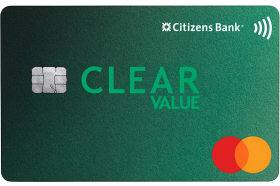 Citizens Bank Clear Value Mastercard