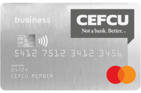 Citizens Equity First Credit Union Business Mastercard
