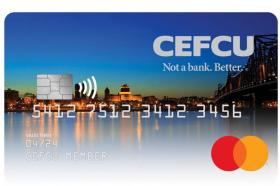 Citizens Equity First Credit Union Mastercard