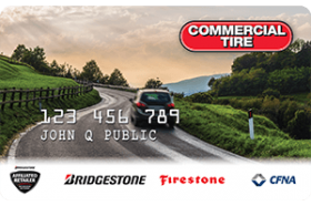 Commercial Tire Credit Card