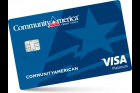 CommunityAmerica Credit Union Visa Low Rate