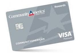 CommunityAmerica Credit Union Visa Rewards