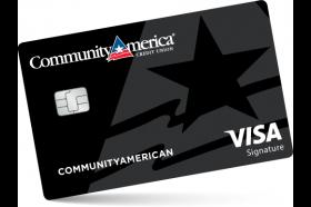 CommunityAmerica Credit Union Visa Signature
