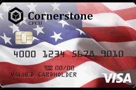 Cornerstone Community Federal Credit Union Visa Classic