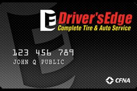 Driver's Edge Credit Card
