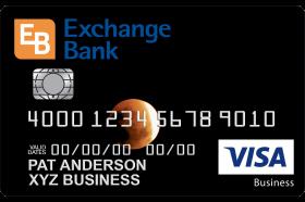 Exchange Bank of California Smart Business Rewards Card