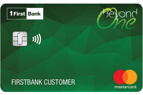 FirstBank Puerto Rico Beyond One Mastercard Credit Card