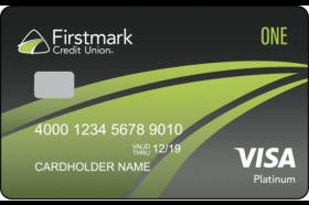Firstmark Credit Union Visa Platinum Credit Card