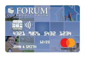 FORUM Mastercard Credit Card