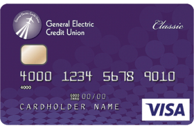 General Electric Credit Union Classic Secured Credit Card