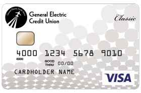 General Electric Credit Union The Classic Card