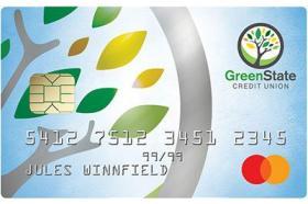 Greenstate Credit Union Platinum Mastercard