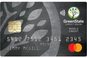 Greenstate Credit Union World Mastercard