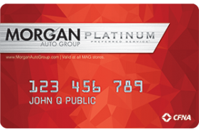 Morgan Auto Group Credit Card