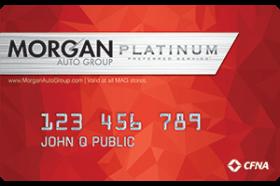 Morgan Auto Group Credit Card