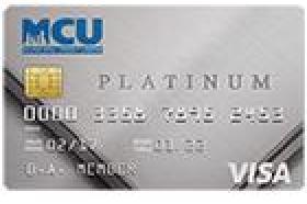 Municipal Credit Union Platinum Visa Credit Card