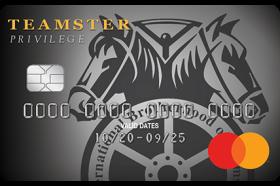 Teamster Privilege Cash Rewards Credit Card