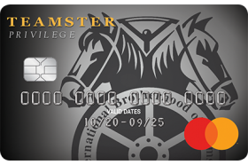 Teamster Privilege Primary Access Credit Card
