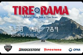 Tire Rama Credit Card