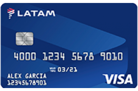 US Bank LATAM Visa® Card
