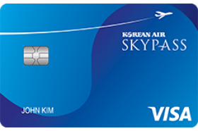 US Bank SkyBlue SKYPASS Visa Credit Card