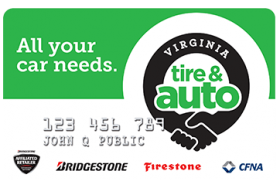 Virginia Tire and Auto Credit Card