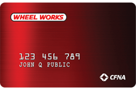 Wheel Works Credit Card